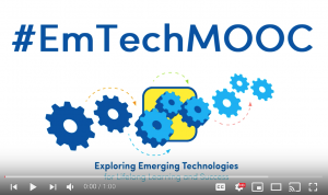 Link to the entire EmTech video playlist on YouTube.
