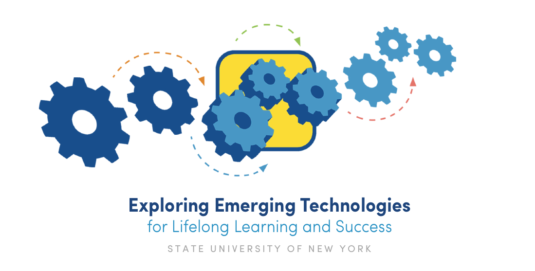 SUNY Exploring Emerging Technologies for Lifelong Learning and Success (#EmTechMOOC)