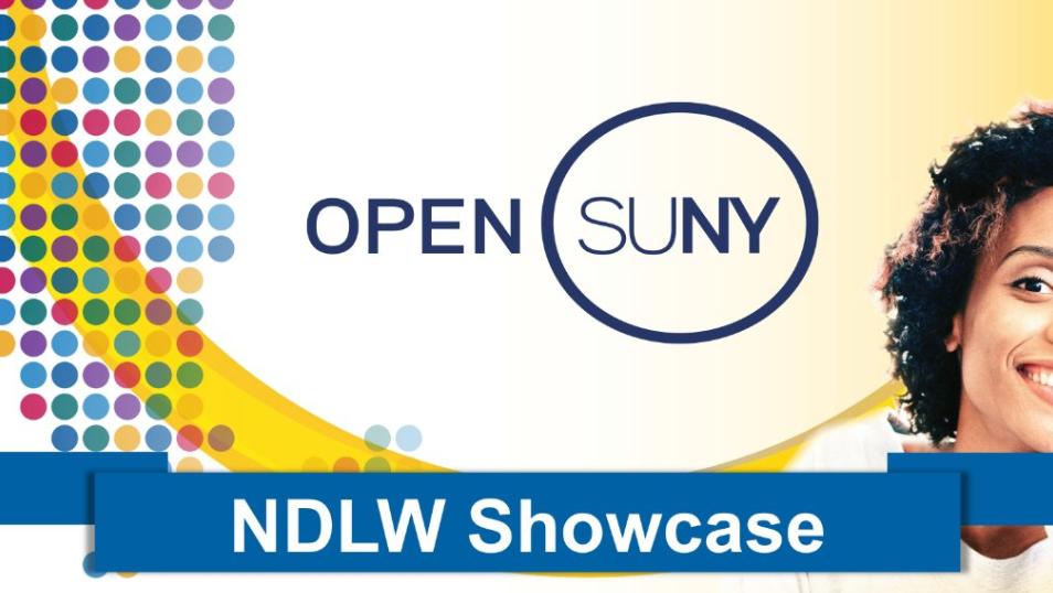 Open SUNY National Distance Learning Week