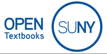 Open SUNY Textbooks
